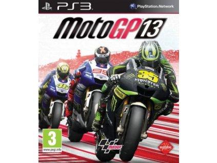 PS3 MotoGP 13