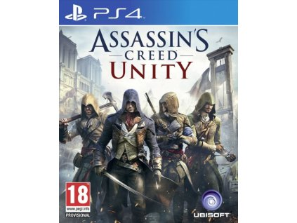 PS4 Assassins Creed Unity