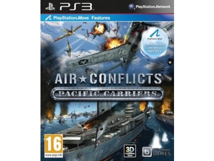 PS3 Air Conflicts Pacific Carriers