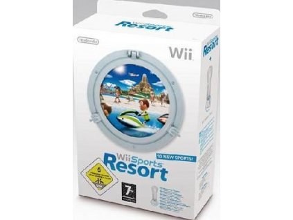 wii sports resort wii motion plus wii pouzite