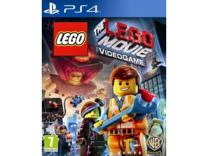 PS4 Lego The Movie Videogame