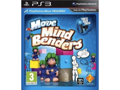 PS3 Move Mind Benders