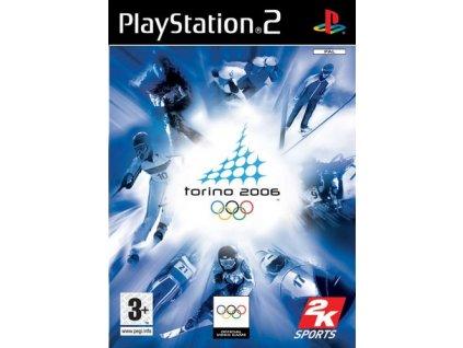 PS2 Torino 2006 Winter Olympics