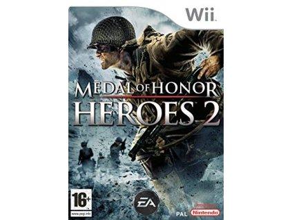 Wii Medal Of Honor Heroes 2