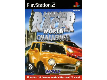 PS2 London Racer World Challenge