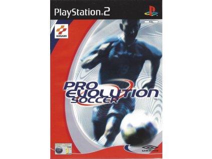 pro evolution soccer pes for playstation 2 ps2