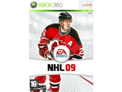 X360 NHL 09 CZ