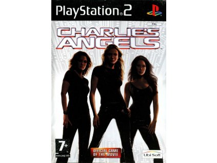 PS2 Charlies Angels