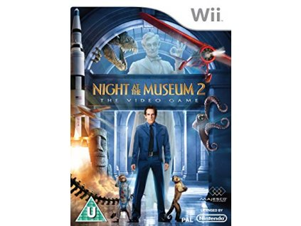 Wii Night at the Museum 2 The Video Game