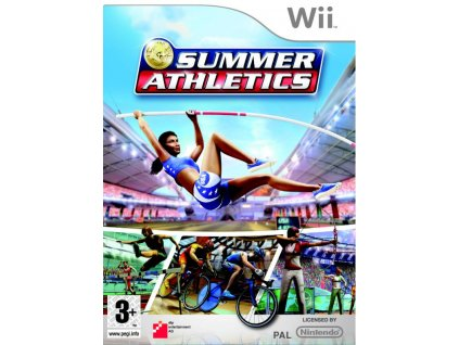 Wii Summer Athletics