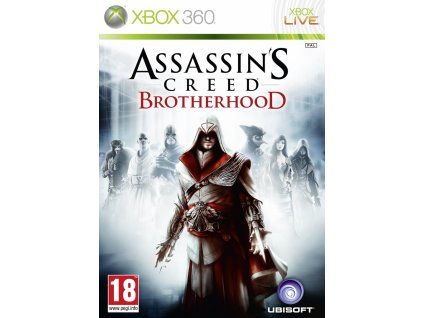 X360 Assassins Creed Brotherhood