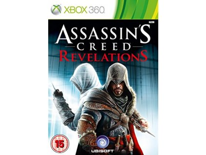 X360 Assassins Creed Revelations