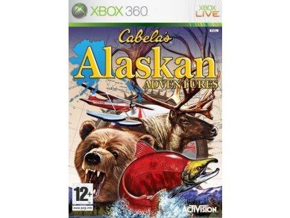 X360 Cabelas Alaskan Adventure