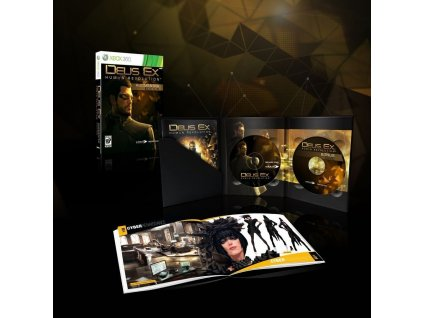 X360 Deus Ex Human Revolution Augmented Edition