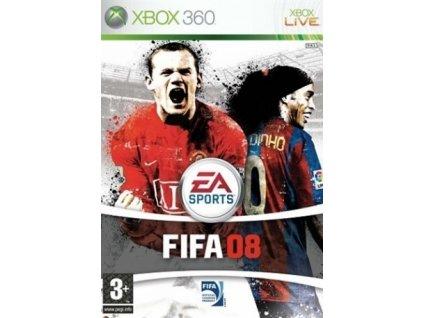 X360 FIFA 08