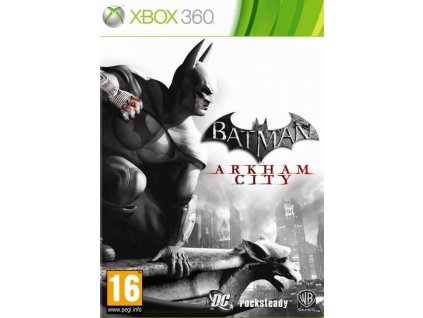 X360 Batman Arkham City