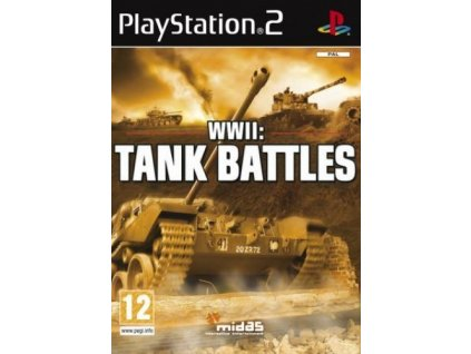 PS2 WWII Tank Battles