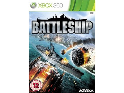 X360 Battleship
