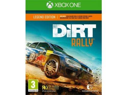 XONE Dirt Rally Legend Edition