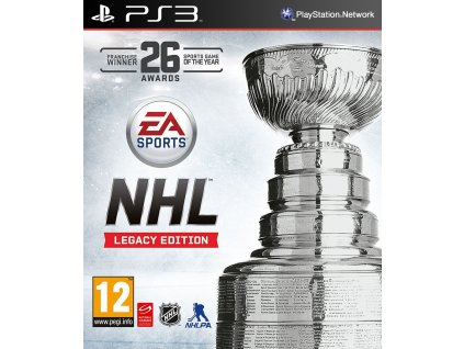 PS3 NHL 16 Legacy Edition CZ