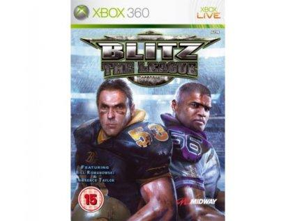X360 Blitz The League