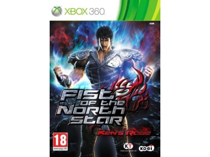 X360 Fist of the North Star Kens Rage