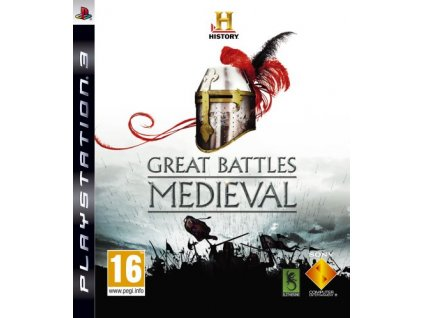 PS3 History Great Battles Medieval