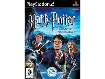 PS2 Harry Potter and The Prisoner of Azkaban