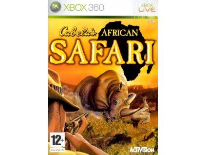 X360 Cabelas African Safari