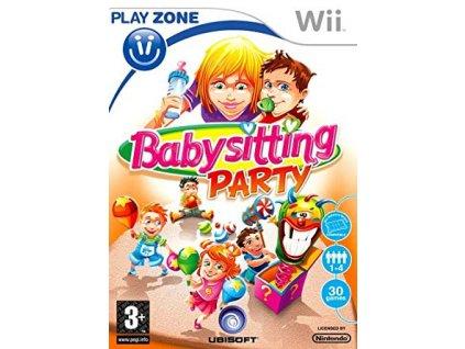 Wii Babysitting Party