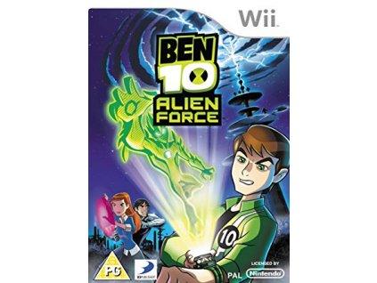 Wii Ben 10 Alien Force
