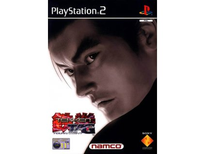PS2 Tekken Tag Tournament