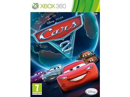 X360 Disney Cars 2