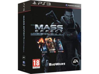PS3 Mass Effect Trilogy