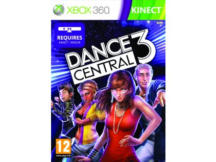 X360 Dance Central 3