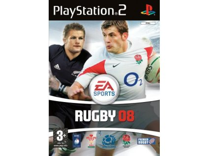 PS2 Rugby 08