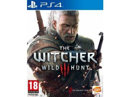 PS4 Zaklínač 3 Divoký Hon