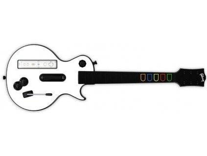 Wii Guitar Hero 3 Legends of Rock + kytara