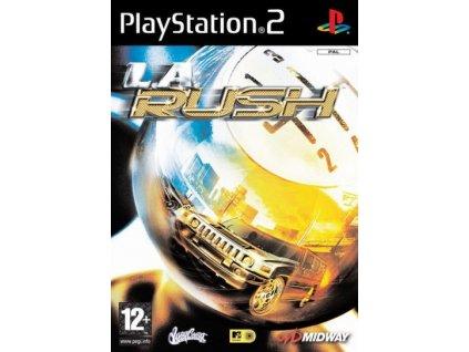 PS2 LA Rush