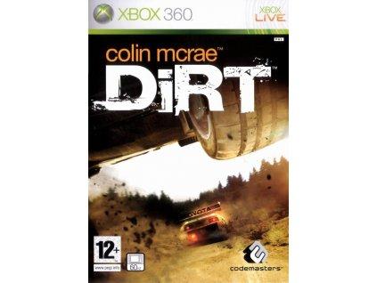 X360 Colin McRae DIRT