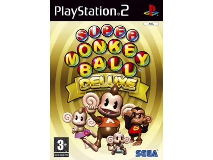 super monkey ball deluxe ps2 1