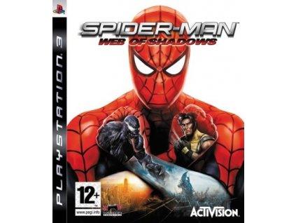 PS3 Spider-Man Web of Shadows