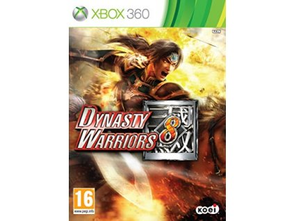 X360 Dynasty Warriors 8