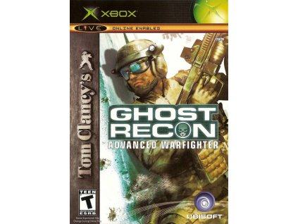 xbox ghost recon advanced warfighter 110214