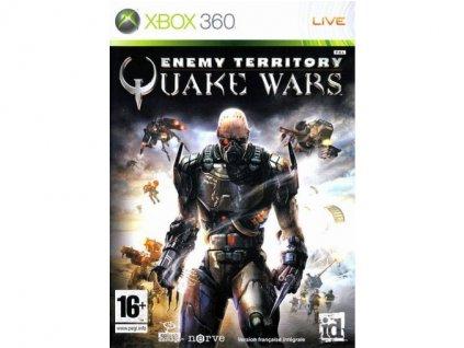 X360 Enemy Territory Quake Wars