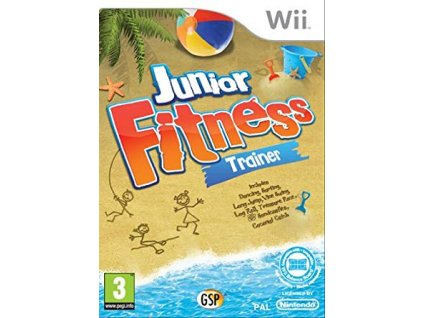 Wii Junior Fitness Trainer
