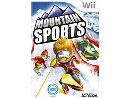 Wii Mountains Sports