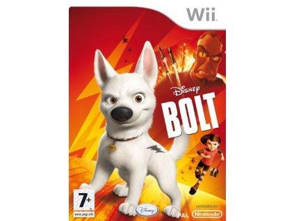 Wii Disney Bolt