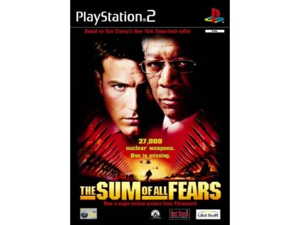 PS2 The Sum of all Fears