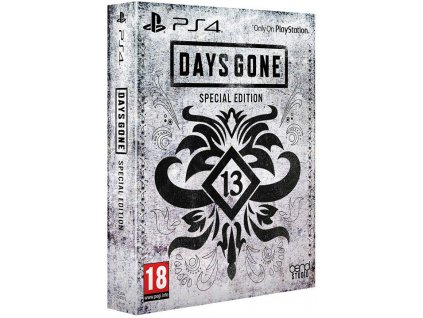 PS4 Days Gone Special Edition CZ N